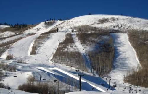 Park-City-Ski-Runs